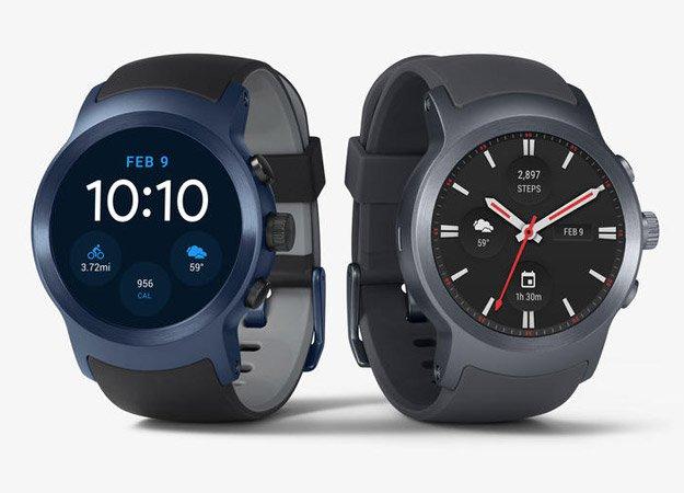 LG timepiece - gatrea.ir