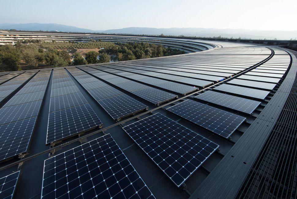 انرژی پاک اپل گاتریا