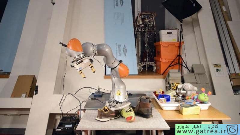 ربات دانشگاه ام آی تی - گاتریا