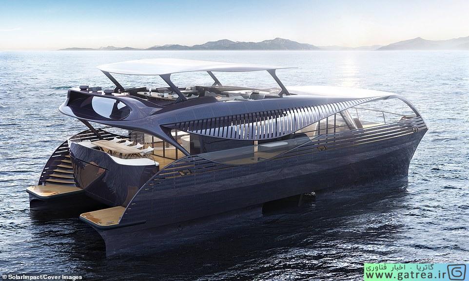 قایق خورشیدی - گاتریا