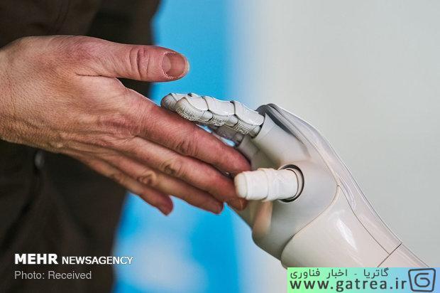 ربات آرش و پهپاد امدادرسان
