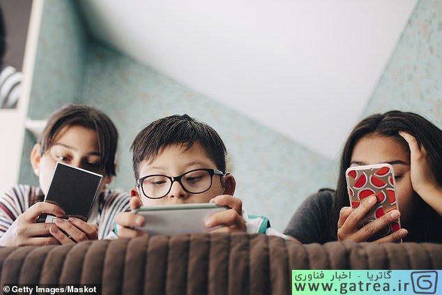اپلیکیشن کودکان -گاتریا