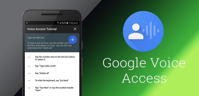 Voice-Access-App