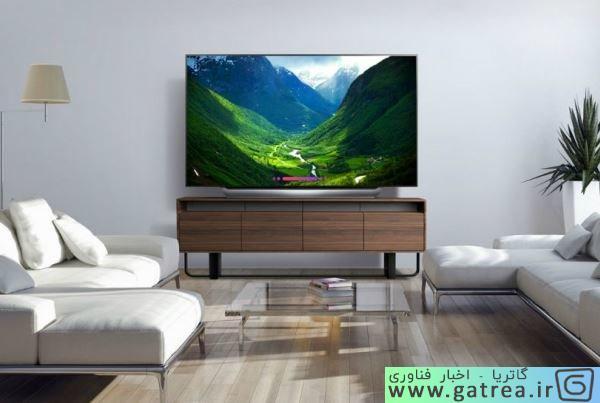 تلویزیون تاشو - گاتریا