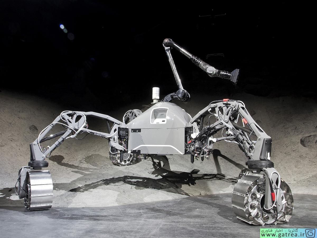 کاوشگر رباتیک فضایی - گاتریا
