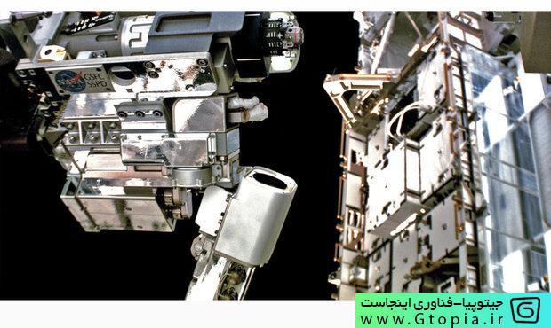 سوختگیری در فضا
