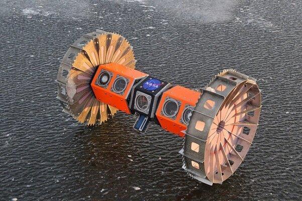 ربات زیرآبی ناسا