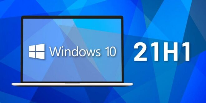 نسخه 21H1 ویندوز10