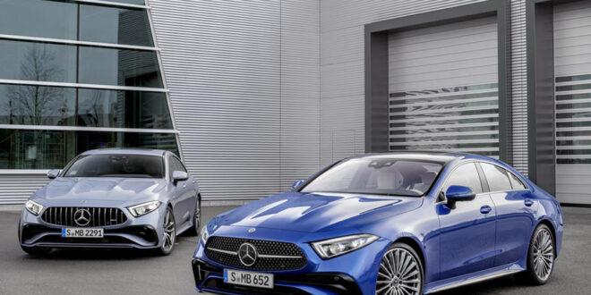 Mercedes-Benz CLS 2021 gtopia