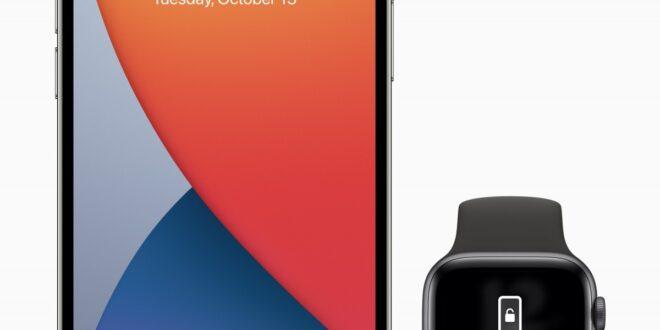 بروز رسانی اپل ios 14.5 - جیتوپیا