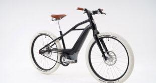 دوچرخه برقی هارلی دیویدسون